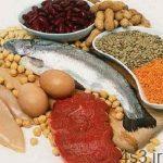 خبرهای پزشکی : بین مصرف پروتئین و مرگ های سرطانی ارتباط وجود دارد سایت 4s3.ir