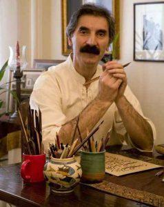 بیوگرافی استاد بیژن بیژنی خواننده و خوشنویس ایرانی سایت 4s3.ir