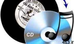 تبدیل صفحه های موسیقی قدیمی به CD سایت 4s3.ir