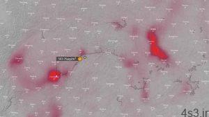 خبرهای پزشکی : تصویر جنجالی ماهواره ای؛ آیا چین جسد قربانیان کرونا را در ووهان سوزانده است؟ / واقعیت چیست؟ سایت 4s3.ir