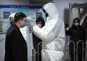 خبرهای پزشکی : تعداد قربانیان کرونا در چین به ۱۴۸۳ نفر رسیده است سایت 4s3.ir