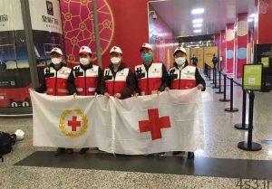 خبرهای پزشکی : تیم متخصصان پزشکی چین وارد تهران شد+عکس سایت 4s3.ir