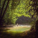 جنگل و آبشار پلنگ دره سایت 4s3.ir