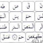 حروف مقطعه در قرآن سایت 4s3.ir