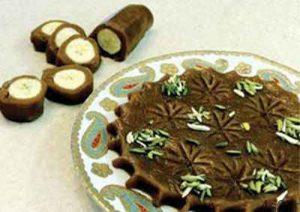 حلوای موز ( خوراک هندی ) مخصوص ماه رمضان سایت 4s3.ir