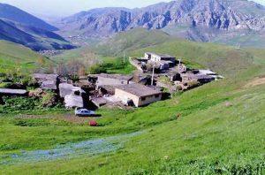 «خان كندی» زیباترین روستای اردبیل سایت 4s3.ir
