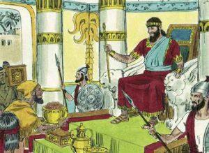 داستان خواندنی و حیرت انگیز فرعون و شیطان سایت 4s3.ir