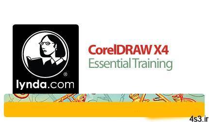 CorelDRAW X4 Essential Training آموزش کورل دراو - دانلود CorelDRAW X4 Essential Training - آموزش کورل دراو