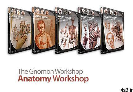 The Gnomon Workshop Anatomy Workshop vol.1 5 with Charles Hu آموزش طراحی آناتومی بدن انسان - دانلود The Gnomon Workshop Anatomy Workshop vol.1-5 with Charles Hu - آموزش طراحی آناتومی بدن انسان