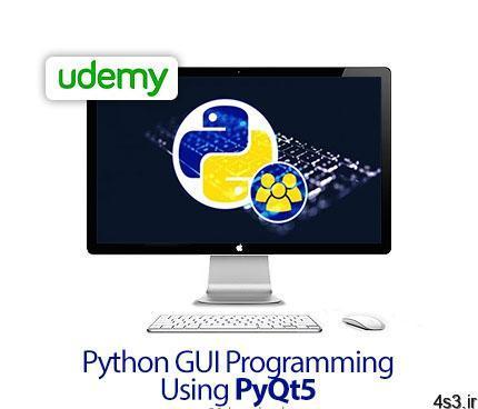 Udemy Python GUI Programming Using PyQt5 آموزش طراحی رابط کاربری در پایتون با PyQt5 - دانلود Udemy Python GUI Programming Using PyQt5 - آموزش طراحی رابط کاربری در پایتون با PyQt5