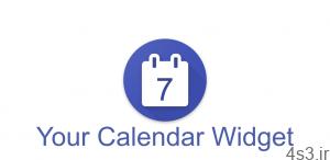 Your Calendar Widget PRO 1.45.2 – برنامه ویجت تقویم کامل و پر امکانات اندروید 300x146 - دانلود Your Calendar Widget PRO 1.45.2 – برنامه ویجت تقویم کامل و پر امکانات اندروید!