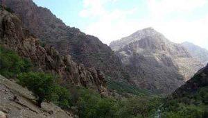 «دره نی گا» منطقه ای بکر در پایتخت طبیعت ایران سایت 4s3.ir