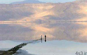 دریاچه مهارلو  یکی از مناطق گردشگری استان فارس سایت 4s3.ir