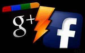 ۵ دلیل برتری گوگل پلاس در مقابل فیس بوک سایت 4s3.ir