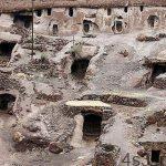 روستای باستانی میمند کرمان سایت 4s3.ir
