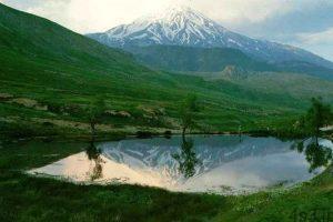 روستای لَزور یکی از قطبهای گردشگری فیروزکوه سایت 4s3.ir