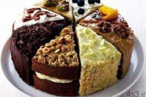 رویه کیک سه سوته سایت 4s3.ir
