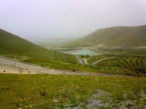 سد گاوازنگ پرطرفدارترین تفرجگاه زنجان سایت 4s3.ir