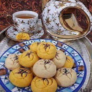 طرز تهیه شیرینی آب دندون، شیرینی سنتی مازندران سایت 4s3.ir