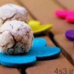 طرز تهیه شیرینی رژیمی بدون آرد و روغن سایت 4s3.ir