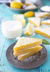 طرز تهیه شیرینی لیمویی پاییزی سایت 4s3.ir