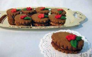 طرز تهیه شیرینی نسکافه و گردو، خوشمزه ترین شیرینی عید سایت 4s3.ir