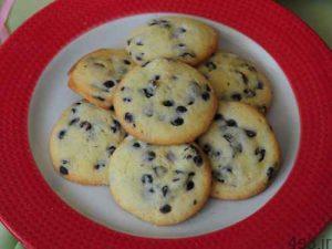 طرز تهیه نان شکلات چیپسی؛ شیرینی نرم و خوشمزه سایت 4s3.ir