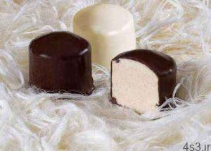 طرز تهیه پشمک شکلاتی سایت 4s3.ir