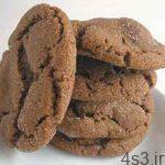 طرز تهیه کلوچه شکلاتی زنجبیلی سایت 4s3.ir