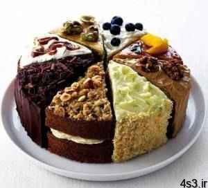 طرز تهیه کیک آجیلی سایت 4s3.ir