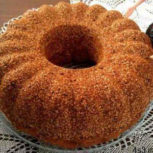 طرز تهیه کیک ارده و کنجد سایت 4s3.ir