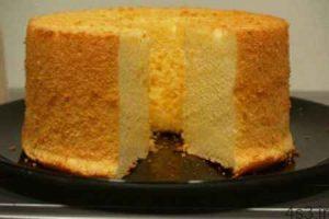طرز تهیه کیک اسفنجی ذرت بدون گلوتن برای مبتلایان به سلیاک سایت 4s3.ir