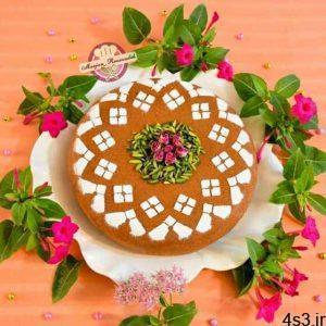 طرز تهیه کیک خرفه زعفرانی سایت 4s3.ir