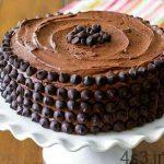 طرز تهیه کیک شکلاتی با باتر کریم شکلات سایت 4s3.ir