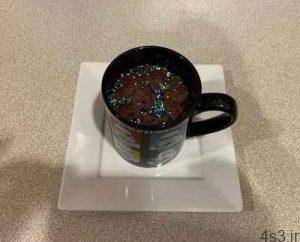 طرز تهیه کیک فنجانی بدون تخم مرغ سایت 4s3.ir