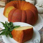 طرز تهیه کیک ماست و لیمو سایت 4s3.ir