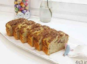 طرز تهیه کیک موز سایت 4s3.ir