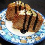 طرز تهیه کیک هویج با گردو و دارچین سایت 4s3.ir