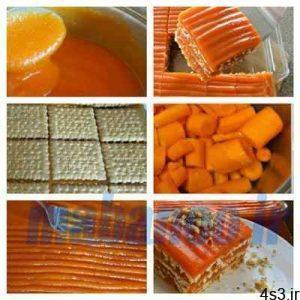 طرز تهیه کیک هویج یخچالی سایت 4s3.ir