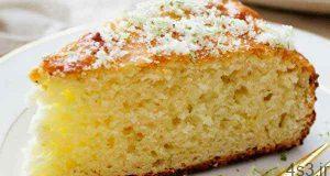 طرز تهیه کیک یک تخم مرغی سایت 4s3.ir