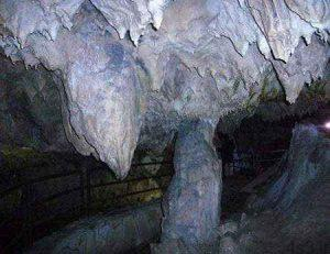 غار قوري قلعه زیباترین غار آبی آسیا سایت 4s3.ir