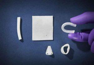 خبرهای پزشکی : ماده جدیدی که میتواند جایگزین بافت انسانی شود سایت 4s3.ir