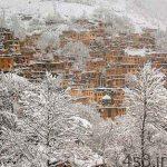 ماسوله زیر لحاف زمستانی سایت 4s3.ir