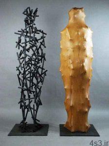 مجسمه های شگفت انگیز و متفاوت از هنرمند تایوانی سایت 4s3.ir