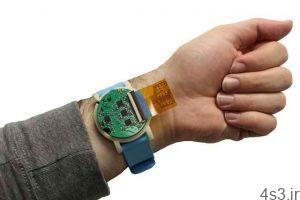 خبرهای پزشکی : نظارت بر سلامت افراد با یک حسگر پوشیدنی نوین سایت 4s3.ir