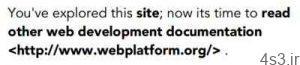 نکات و ترفندهای چاپ در CSS - بخش دوم سایت 4s3.ir