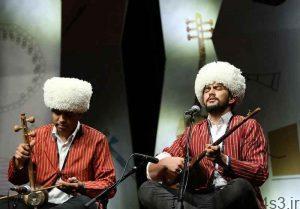 نگاهی به سبک های موسیقی ترکمنی سایت 4s3.ir