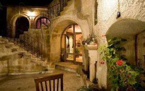 هتل صخرهای کندوان سایت 4s3.ir
