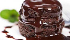 پخت کیک شکلاتی بدون تخم مرغ سایت 4s3.ir