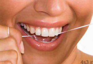 پیشگیری از پوسیدگی دندان با نخ دندان سایت 4s3.ir